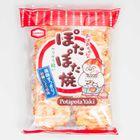 biscoito-de-arroz-pota-pota-yaki-152g-Kameda-Seika-embalagem-frente