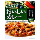 kare-instantaneo-oishii-curry-amakuchi-180g-SB-embalagem-frente