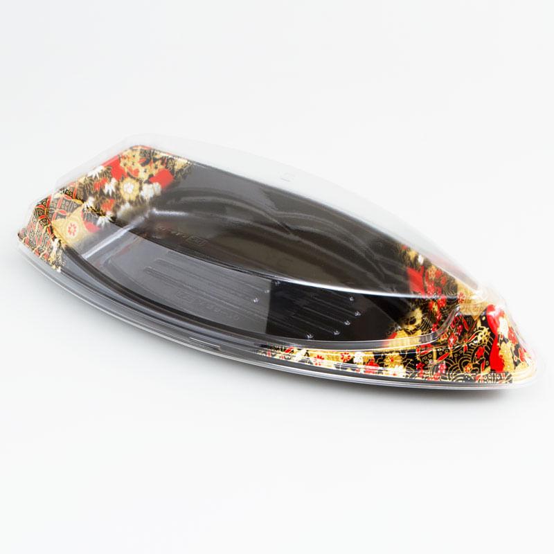 Embalagem de Viagem para Sushi e Sashimi Tairyobune Kyoga - FPCO 913119b0186c6