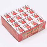 caixa-de-chicletes-sabor-morango-48-unidades-Marukawa-embalagem