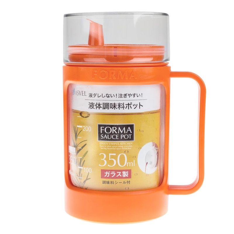 molheira-de-vidro-com-protecao-e-tampa-plastica-laranja-350mL-Asvel