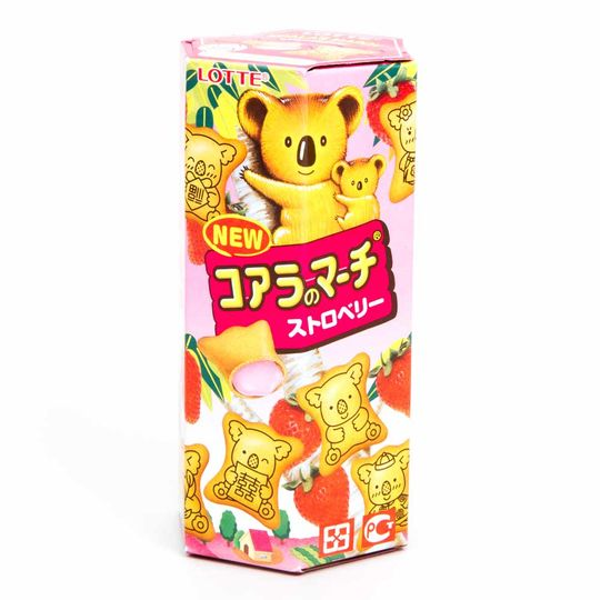 biscoito-de-chocolate-koala-no-march-sabor-morango-48g-lotte-embalagem-frente