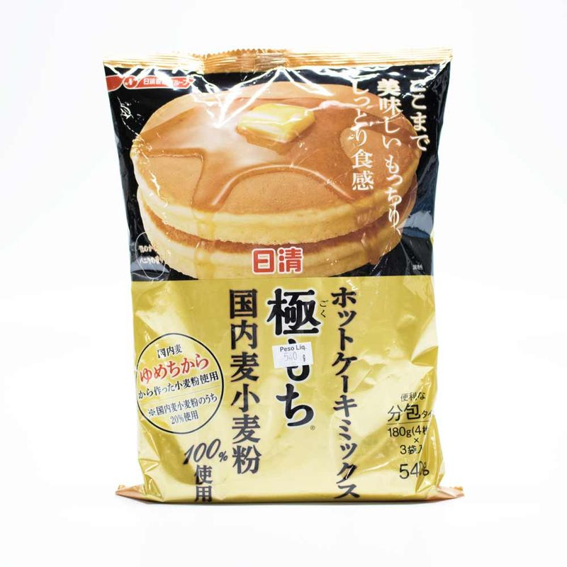 farinha-especial-para-panquecas-hot-cake-mix-3x180g-Nisshin-embalagem-frente